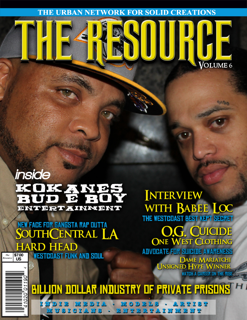 The Resource Magazine Vol. 6