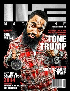 Tone Trump Feature in the new IHE Magazine.