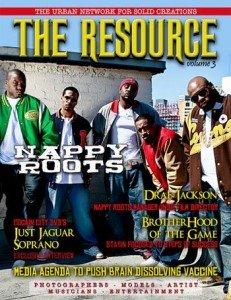 The Resource Magazine Vol. 3