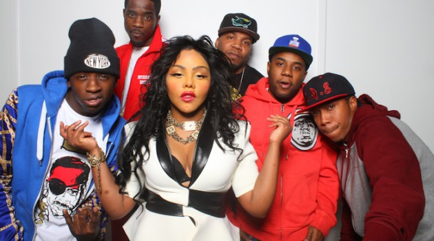 LIL Kim and I.R.S Records