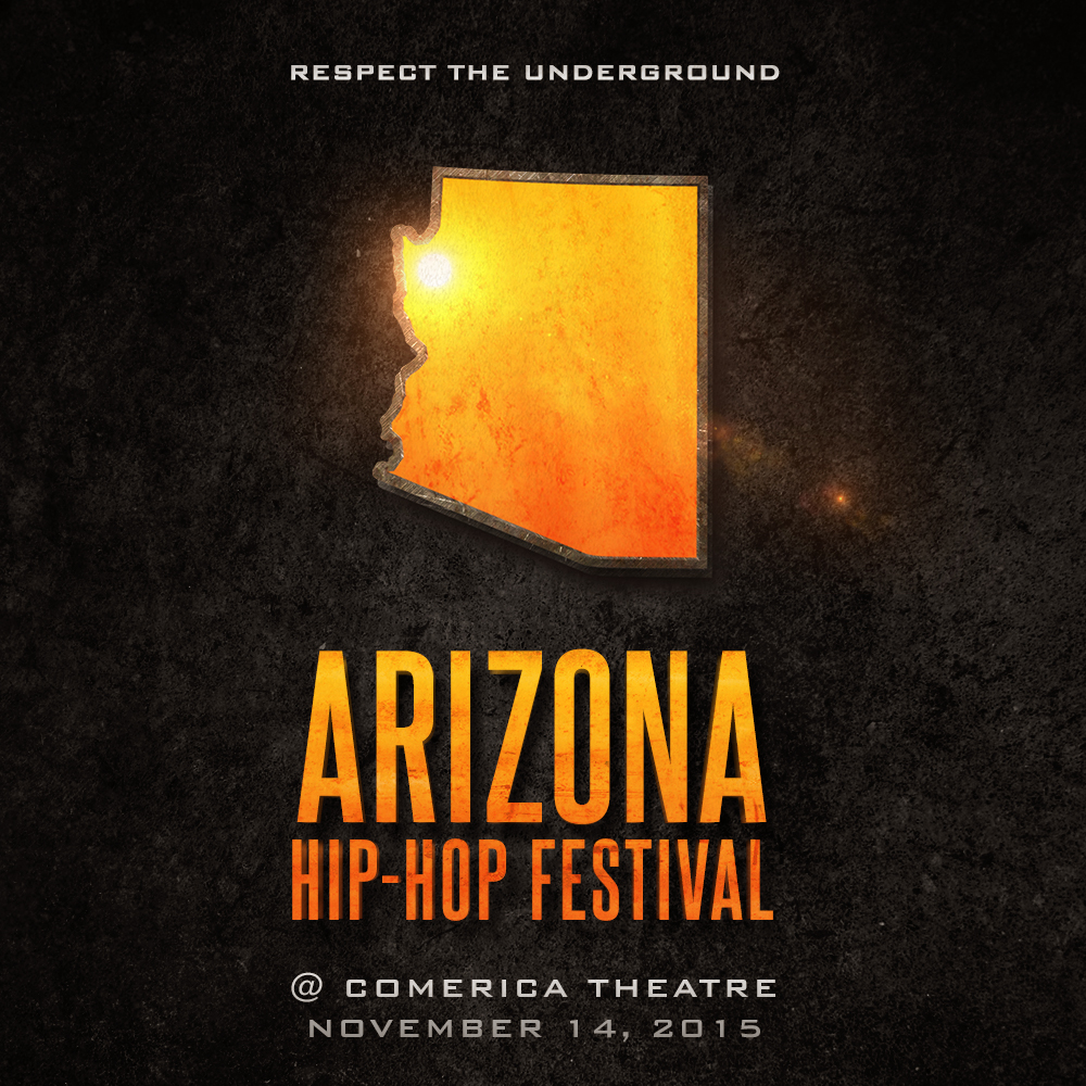 The 2015 AZ Hip Hop Festival Will Be An Epic Event For Arizona | @AzHipHopFest